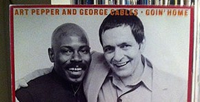 "George Cables & Art Pepper ""Goin' Home"""