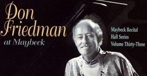 "Don Friedman ""At Maybeck"""