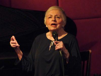 Carol Sloane Jazz Standard