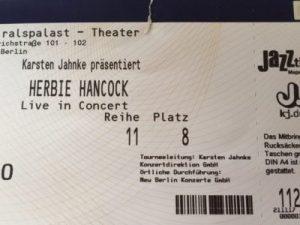 Herbie Hancock Berlin