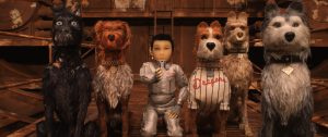 "Wes Anderson ""Isle Of Dogs"""