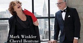 """Mark Winkler Cheryl Bentyne """"Eastern Standard Time"""""""