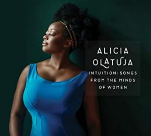 "Alicia Olatuja ""Intuition"""