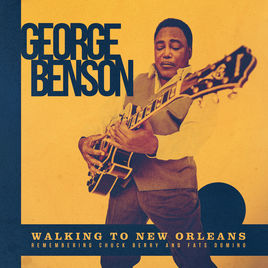 "George Benson ""Walking To New Orleans"""