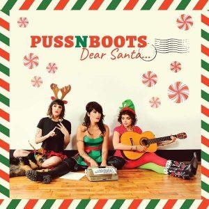 """Puss N Boots """"Dear Santa"""""""