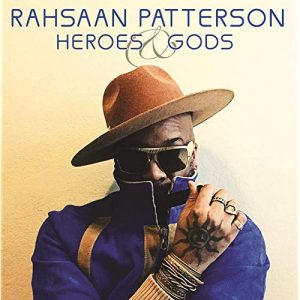 "Rahsaan Patterson ""Heroes & Gods"""