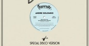 """Andre Solomko """"Recalling You"""""""