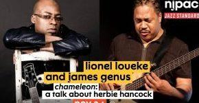 Loueke Genus Hancock Talk_Beitrag