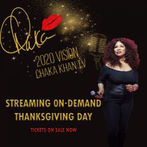 Chaka Khan Thanksgiving