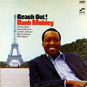 "Hank Mobley ""Reach Out!"""
