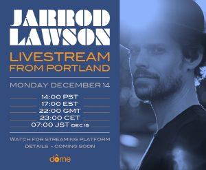 Jarrod Lawson Livestream