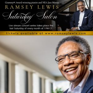 "Ramsey Lewis ""Saturday Salon"""
